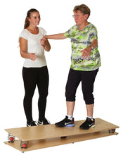 Laden Sie das Bild in den Galerie-Viewer, Pedalo® Federbrett 150/180 Trainingsstation Sport+Therapie 13005150 bzw.13005180