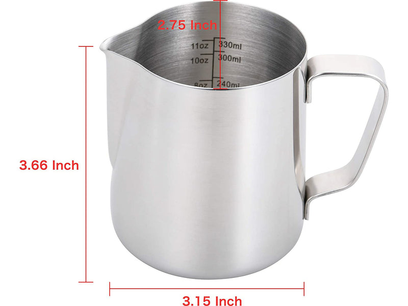 Pitcher Barista Steam 350ml