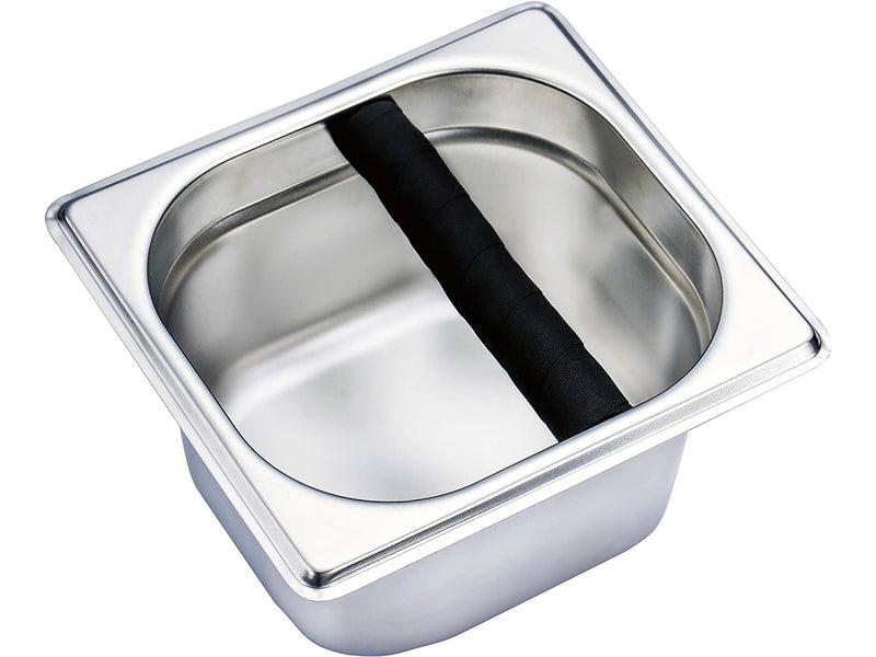 Knock Box stainless steel