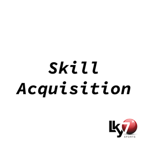 Skill Acquisition: learn, learn and learn some more