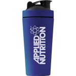 Applied Nutrition Blue Steel Shaker Bottle 750ml