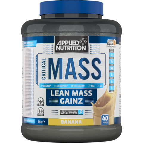 Applied Nutrition Critical Mass - 2.4Kg