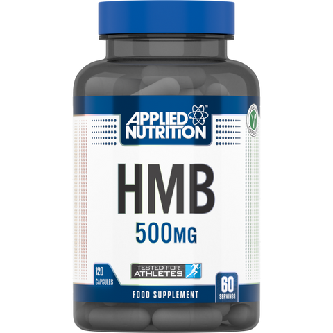 Applied Nutrition HMB 500MG - 120 Capsules