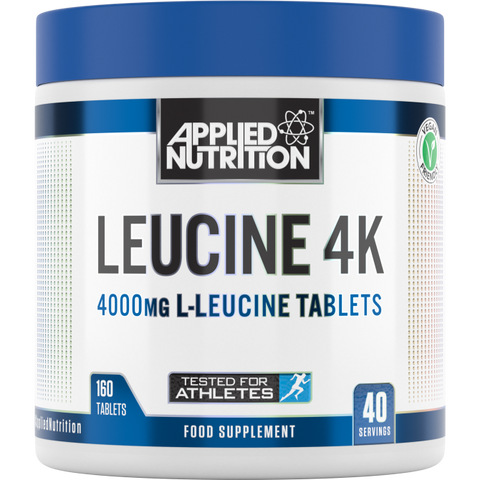 Applied Nutrition Leucine 4K - 160 Tablets