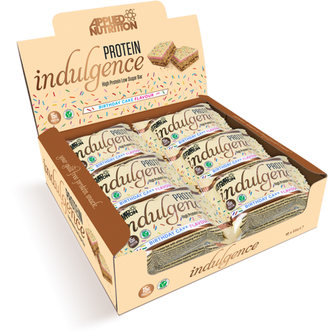 Applied Nutrition Protein Indulgence Box 12 x 50g Bars