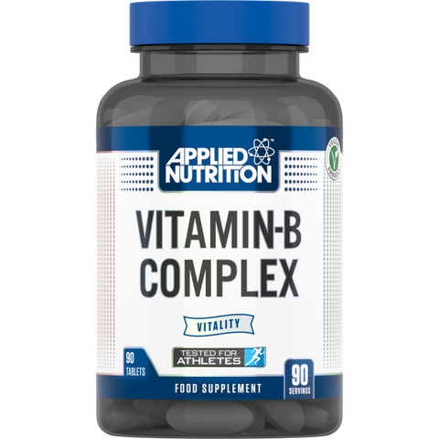 Applied Nutrition Vitamin-B Complex 90 Tablets