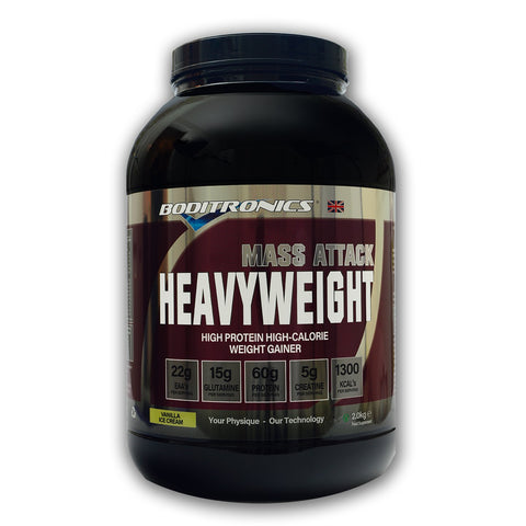 Boditronics Mass Attack Heavyweight Protein
