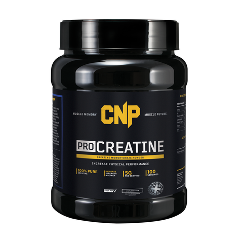 CNP Pro Creatine Monohydrate - 500g (100 Servings)