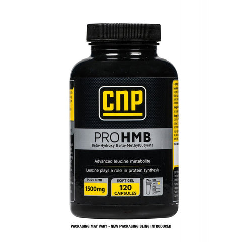 CNP Pro HMB Beta-Hydroxy Beta-Methylbutyrate - 120 Capsules