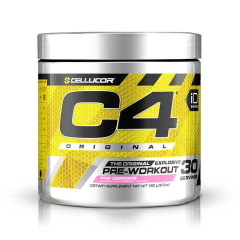 Cellucor C4 Original - 390g (60 Servings)