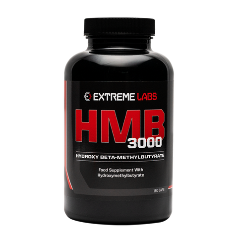 Extreme Labs HMB Testosterone Booster - 180 Capsules