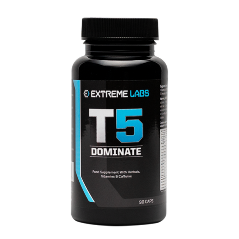 Extreme Labs T5 Dominate - 90 Capsules