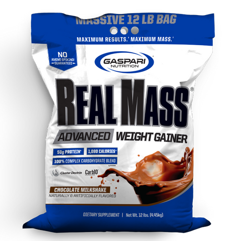 Gaspari Nutrition Real Mass Advanced - 5.4Kg