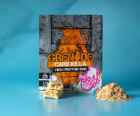 Grenade Carb Killa Bar - 12 x 60g Bars