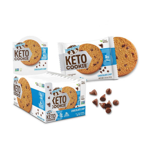 Lenny & Larry's Keto Cookie - 12 x 45g Cookies