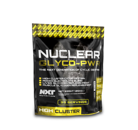 NXT Nutrition Nuclear Glyco PWR - 1.05Kg (35 Servings)
