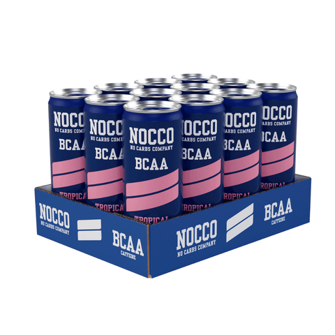 NOCCO BCAA - 12 x 330ml Cans