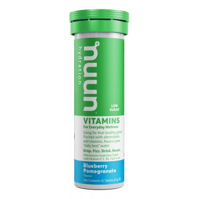 Nuun Vitamins - 1 x 12 Tablets