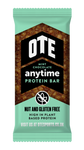 OTE Sports Anytime Plant Based Protein Bar - 16 x 55g Bars