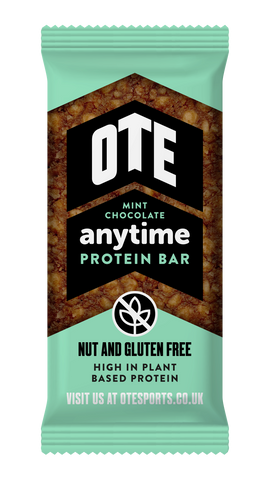 OTE Sports Anytime Plant Based Protein Bar - 1 x 55g Bar