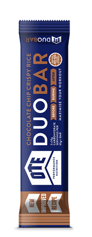 OTE Sports Duo Energy Bar - 1 x 65g Bar