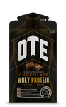 OTE Sports Whey & Casein Powdered Protein Recovery Drink Chocolate - 1 x 52g Sachet