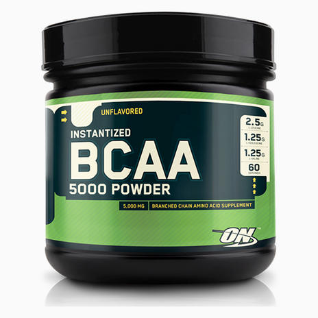 Optimum Nutrition BCAA 5000 Powder - 345g