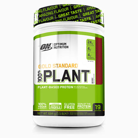 Optimum Nutrition Gold Standard 100% Plant Based Protein - 684g