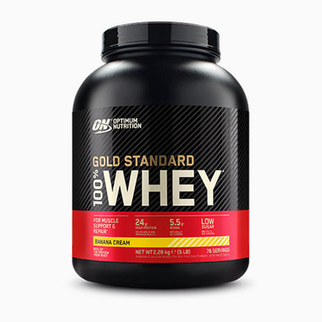 Optimum Nutrition Gold Standard 100% Whey Protein - 2.27Kg