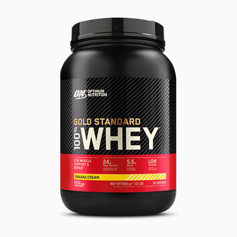 Optimum Nutrition Gold Standard 100% Whey Protein - 908g
