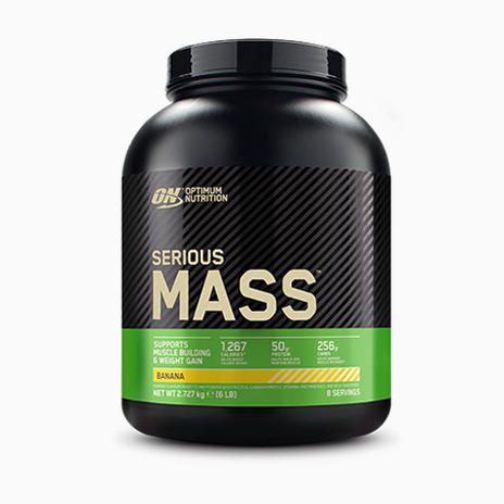 Optimum Nutrition Serious Mass - 2.7Kg