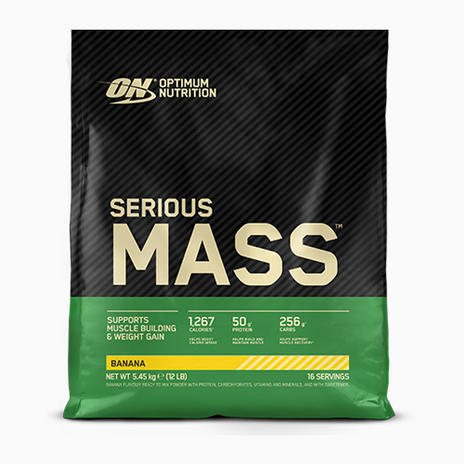 Optimum Nutrition Serious Mass - 5.4Kg