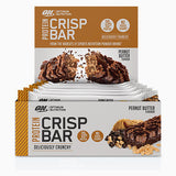 Optimum Nutrition Protein Crisp Bar - 10 x 60g Bars