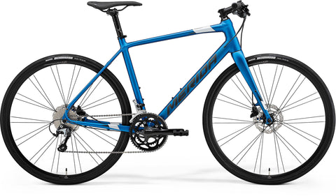 Speeder 300 Steel Blue/anthracite
