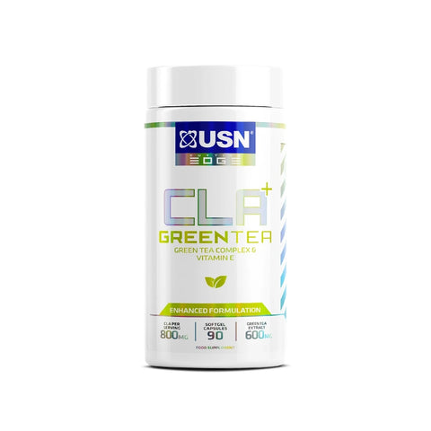 USN CLA Green Tea - 90 Soft Gels