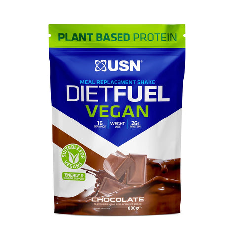 USN Diet Fuel Vegan - 880g