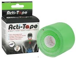 Acti-Tape Green Roll