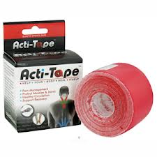 Acti-Tape Red Roll