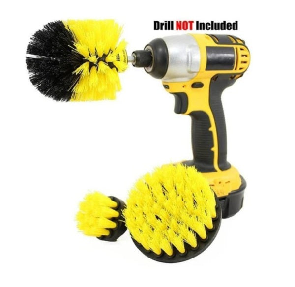 Home Scrubber Brush Set