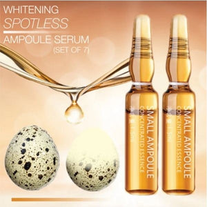Whitening Spotless Ampoule Serum (Set of 7)