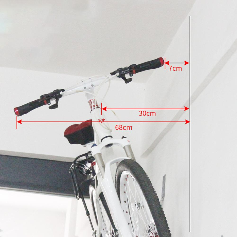 Bicycle Mountain Bike Wall Metal Bracket Hook