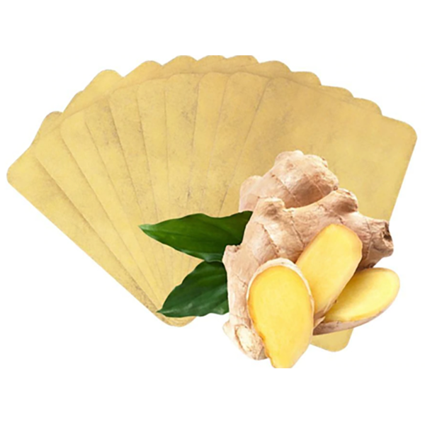 Lymphatic Detox Healing Ginger Patch