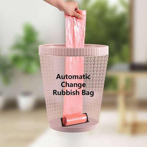 Automatic Change Rubbish Can