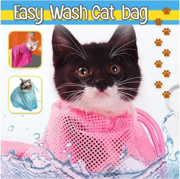 Easy Wash Cat Bag