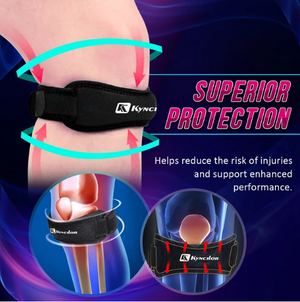 Knee Protect & Support Strap