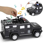 Electronic Money Bank Code Armored Car