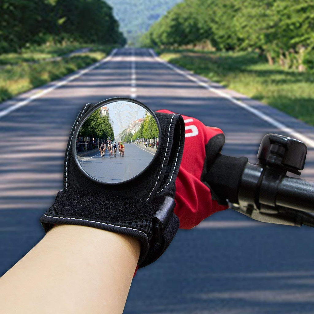 Bike Wrist Rear View Mirror
