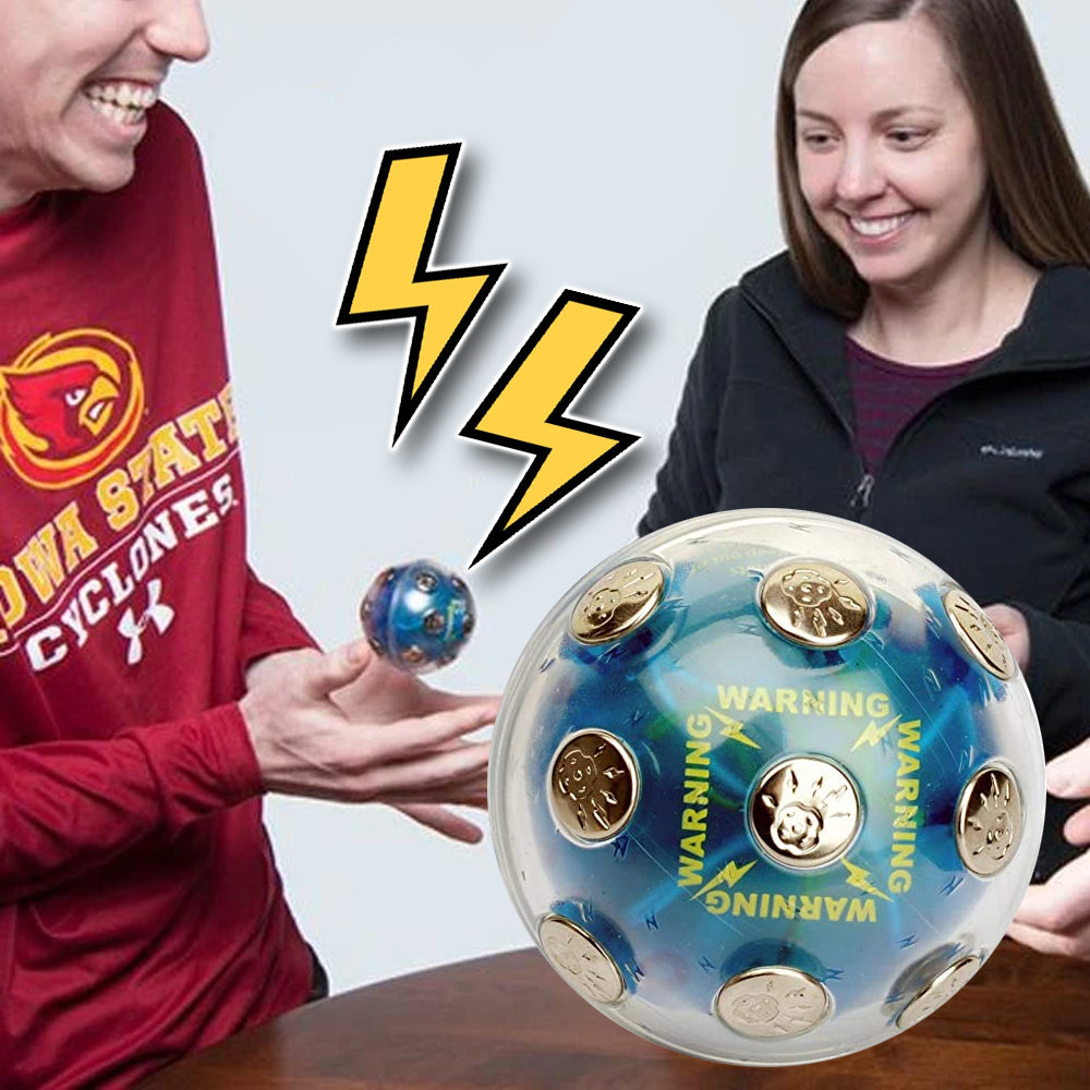 Hot Potato Shocking Ball Toy