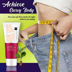 Heat Sweat Enhancer Curvy Cream