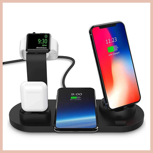 Chargemaster™ 4-in-1 Charging Station